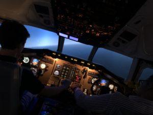 Aviation Accademy Sicilia Simulatore di Volo MD80